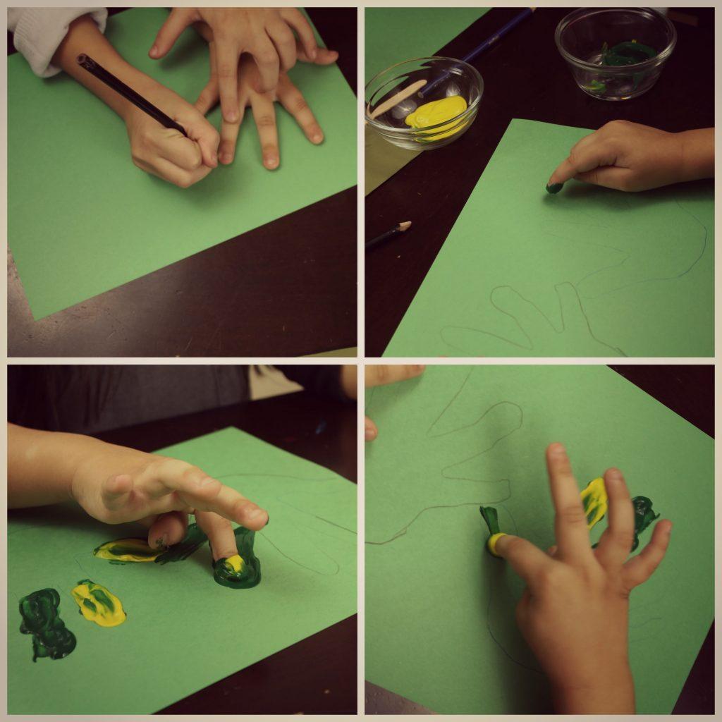 Hosanna Palm Branches - DIY Kids' Craft