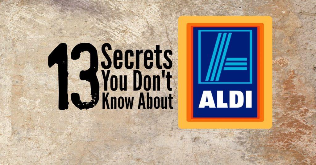 Aldi Secrets