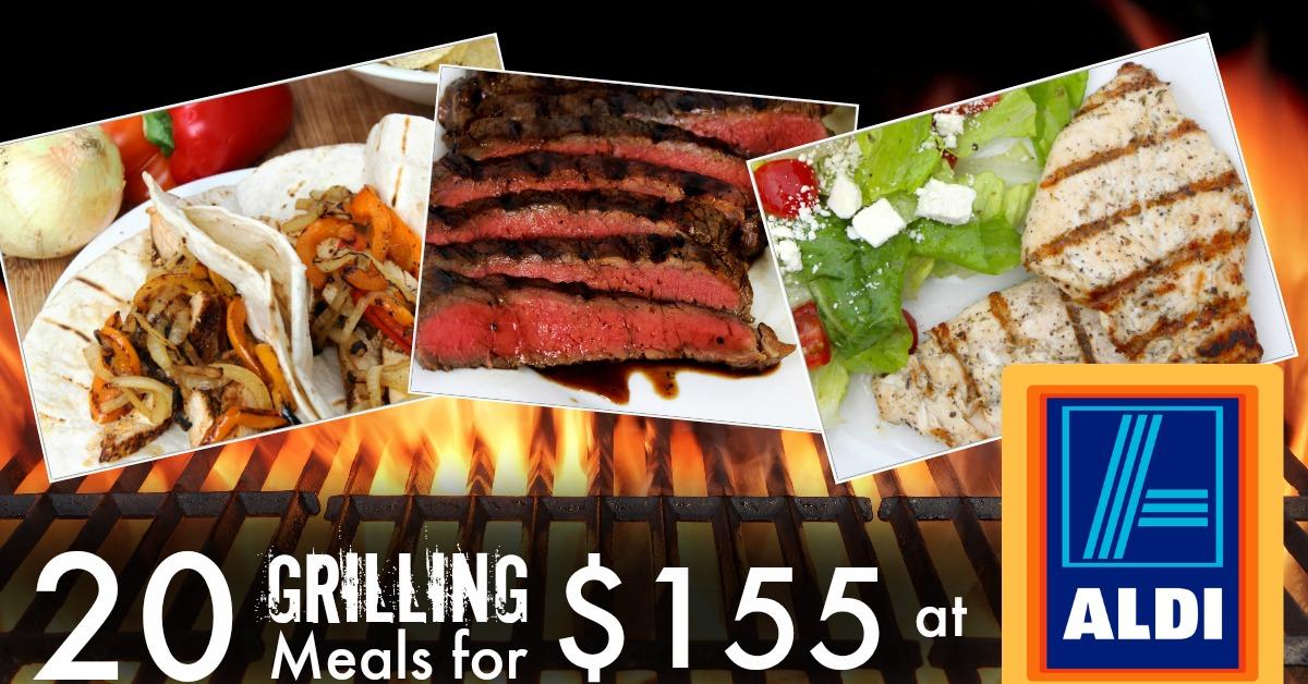 Grilling Meals FB