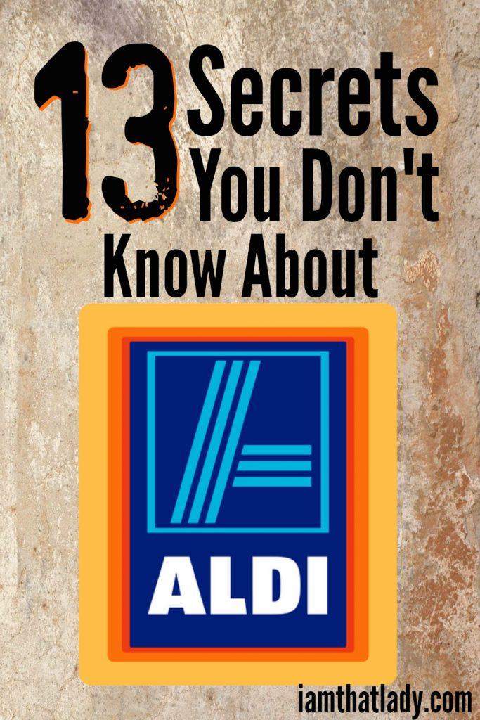 13 Secrets You Dont Know About ALDI