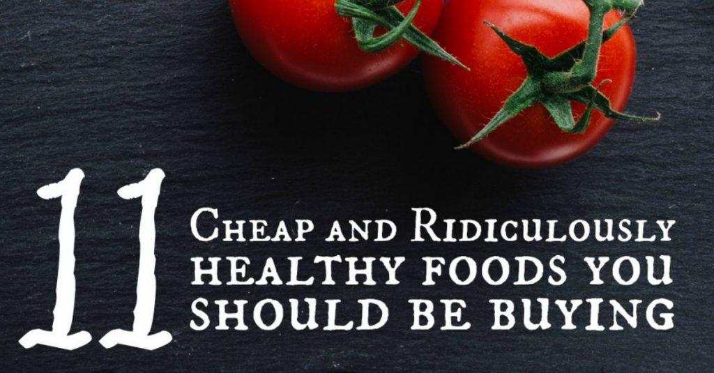 healthy foods fb