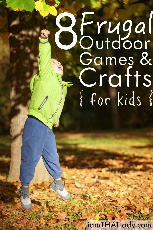 Frugal outdoor fun