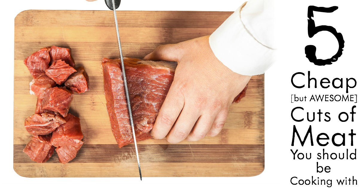 Cheap cuts of meat FB