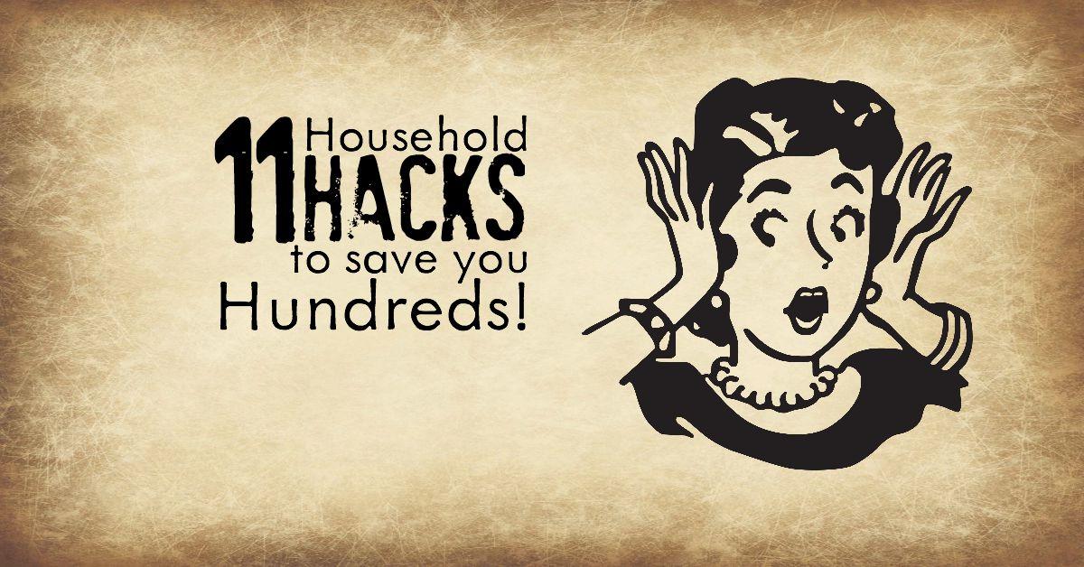 Household Hacks FB