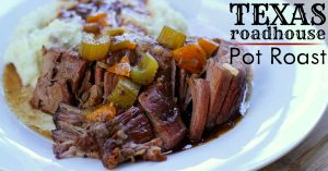 pot roast crockpot