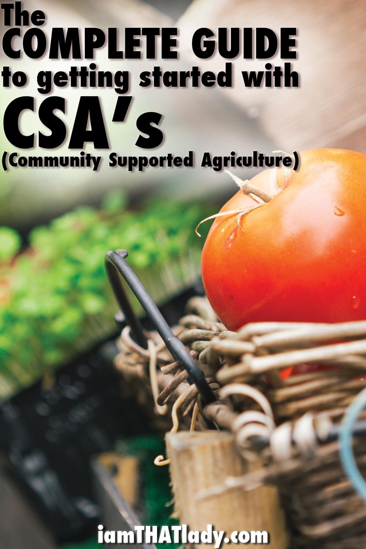 CSA's