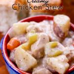 crockpot chicken stew