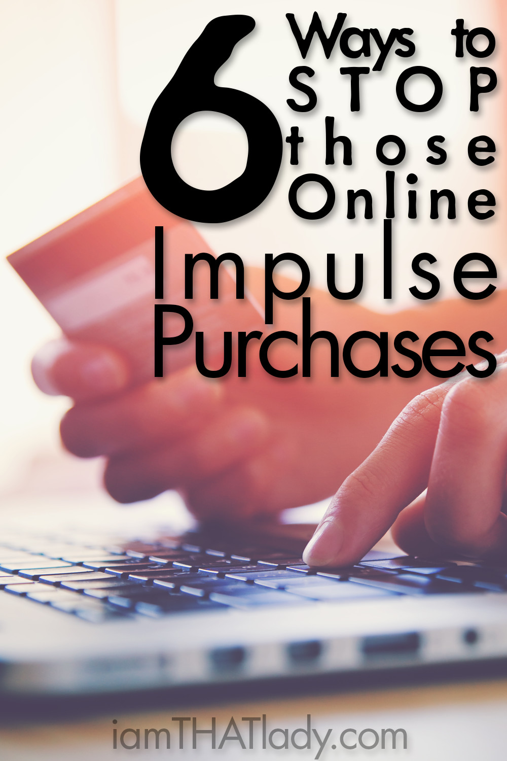 online impulse purchases