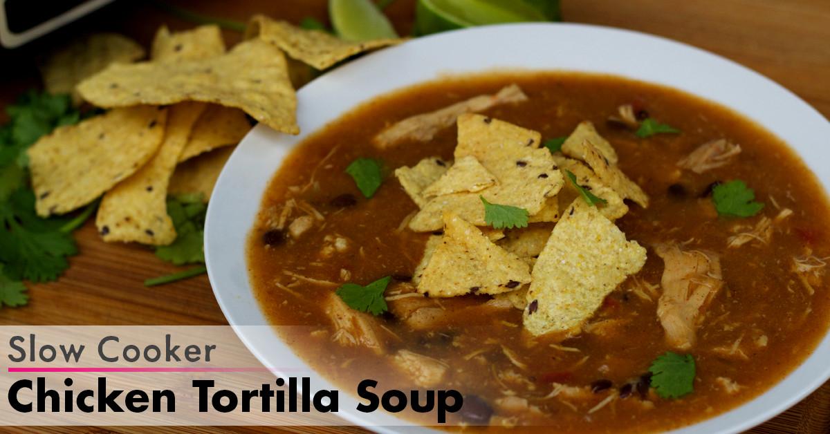 Chicken Tortilla Soup FB