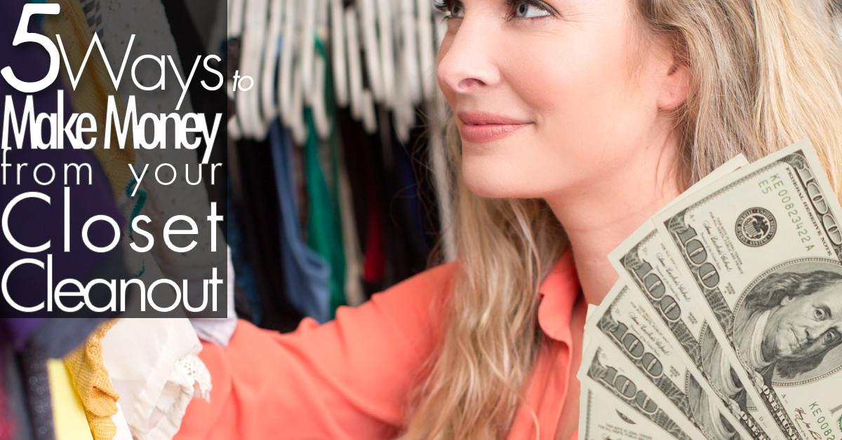 Money Closet Cleanout FB