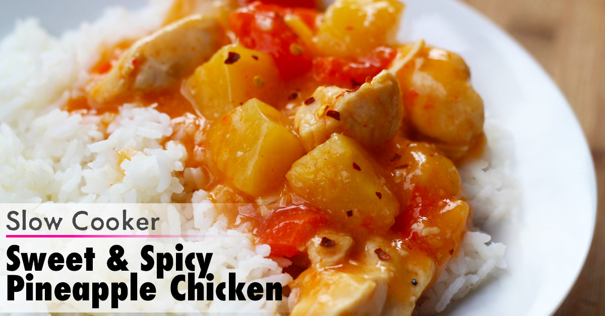 Pineapple Chicken FB