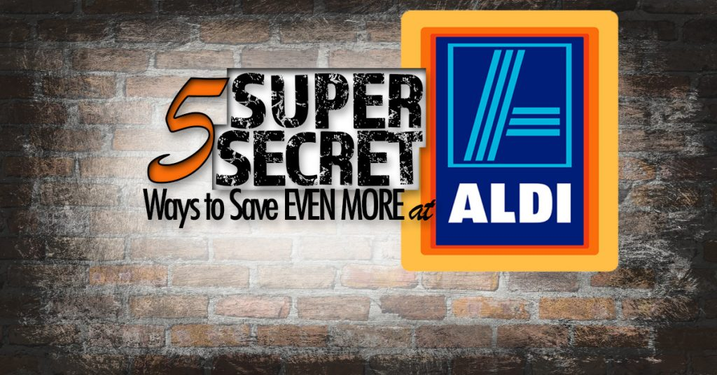 Super Secret Aldi FB