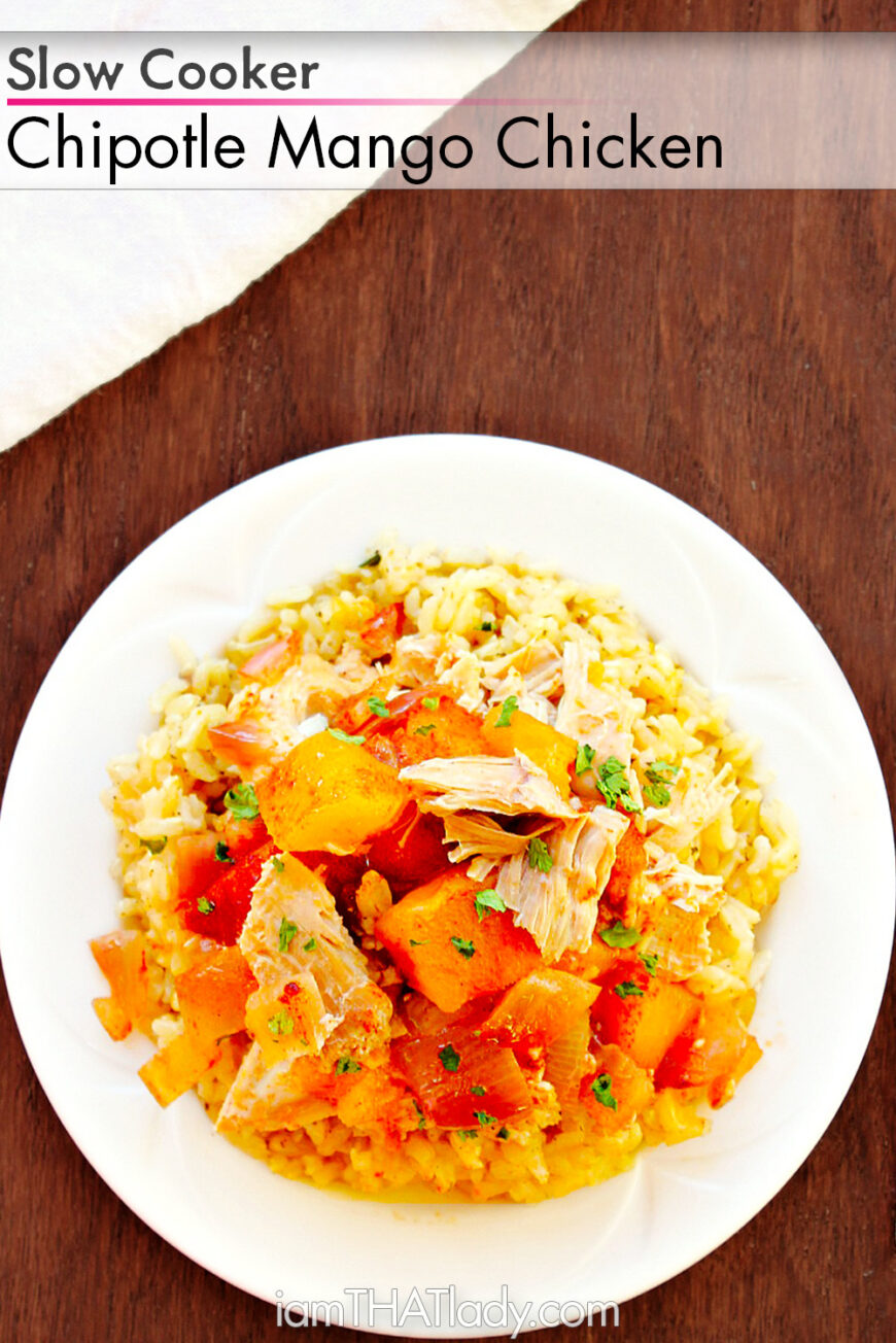 mango chicken