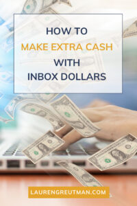 make extra cash with inbox dollars