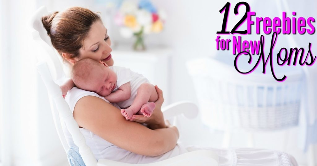12 Freebies for New Moms FB