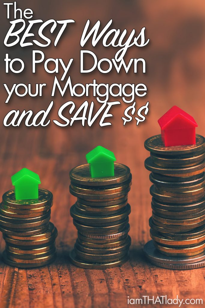 Looking for ways to pay down your mortgage faster? Here are 8 methods that you can compare to save you the most money!