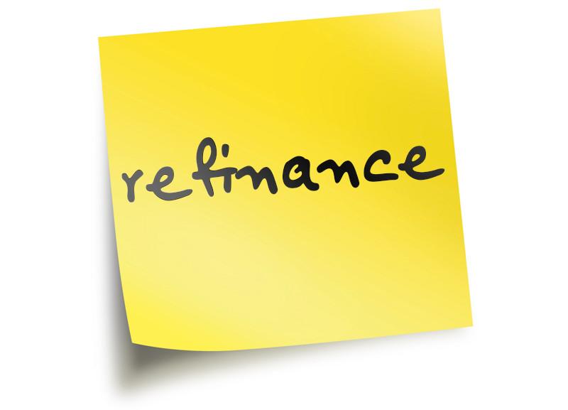 Refinance Sticky