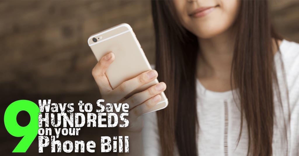 Save money Phone Bill FB