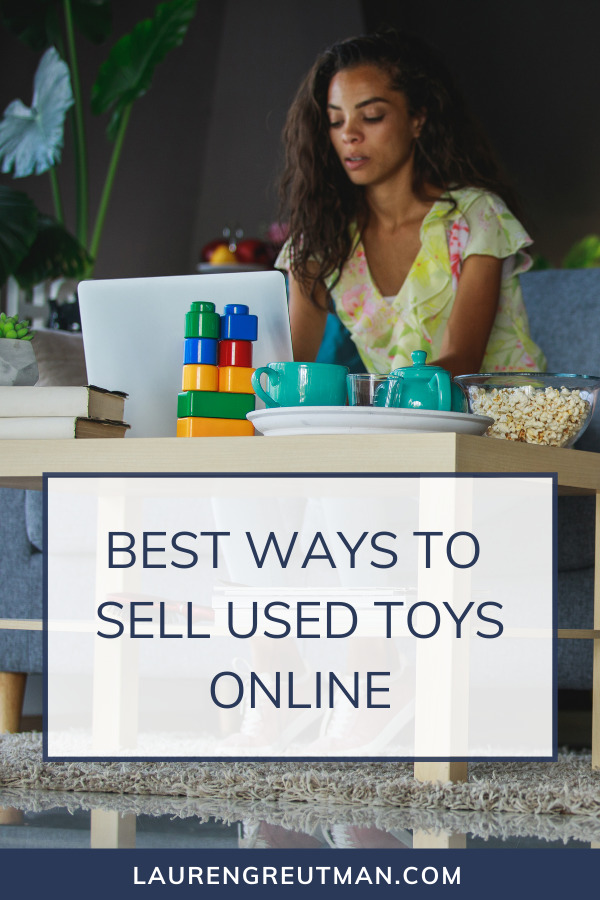 Best Ways to Sell Used Toys Online