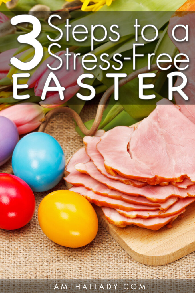 3 Steps to a Stress free and Furgal Easter!