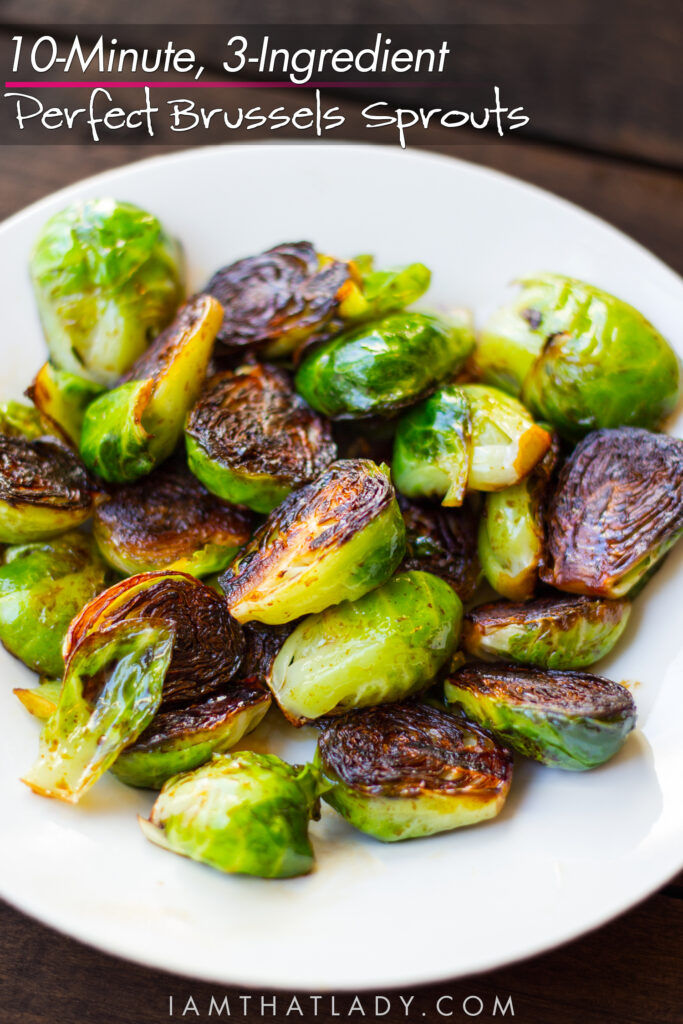 Brussel sprouts recipe