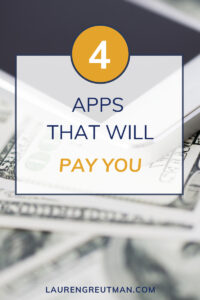 apps that will pay you