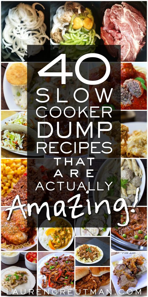 Dump Recipes