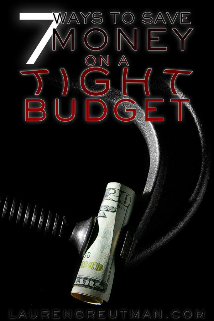 7-ways-to-save-money-on-a-tight-budget