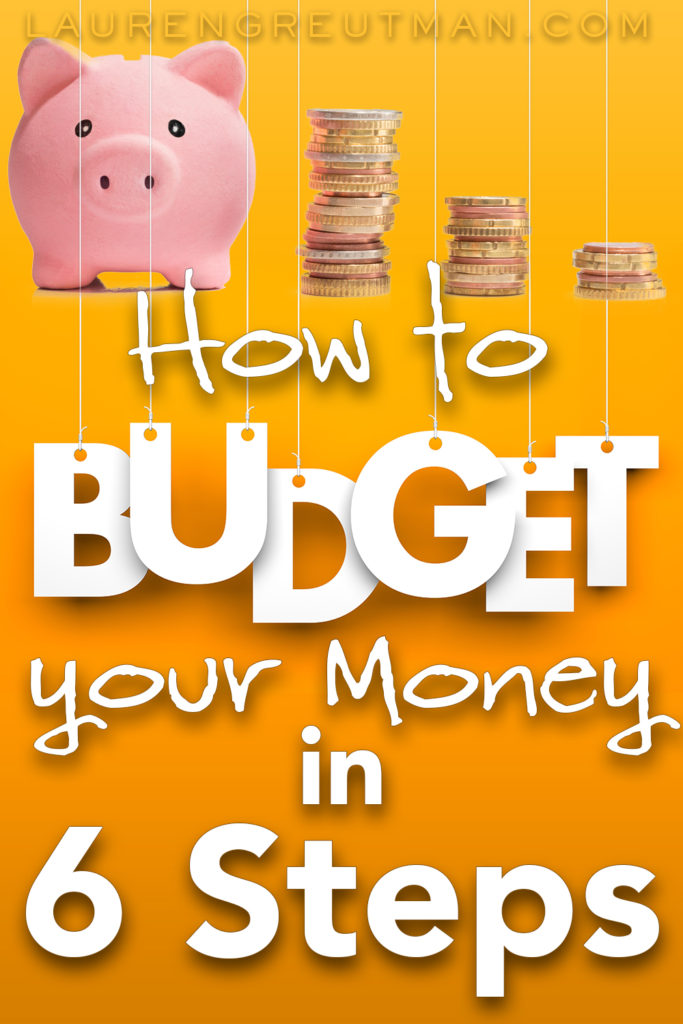 How Do I Budget My Money