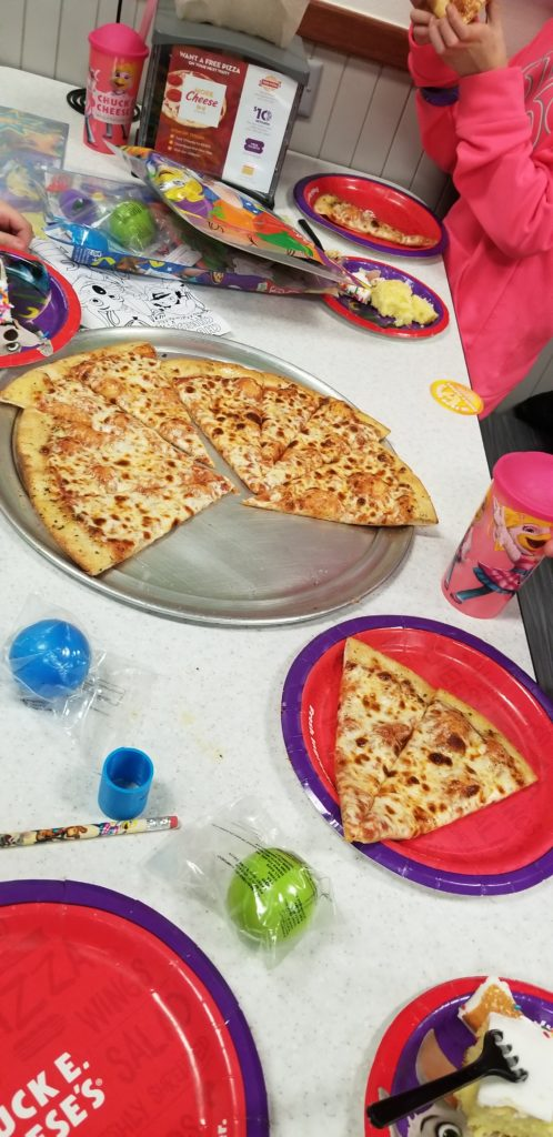 Chuck E. Cheese's Newly Remodeled