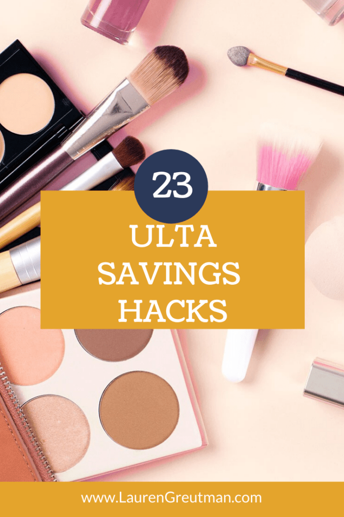 Ulta Savings Hacks