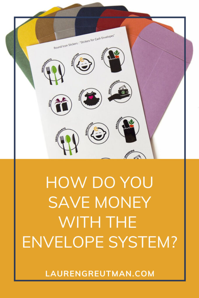 How Do You Save Money with the Envelope System