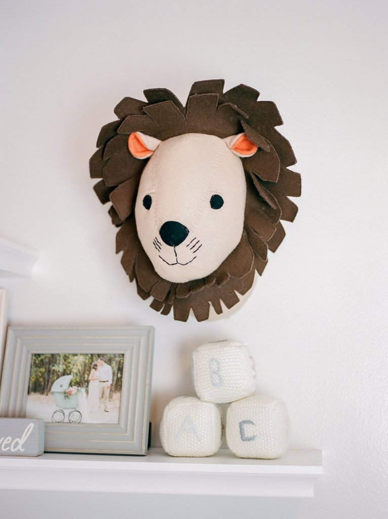 Lion Themed Nursery, Baby Boy, Neutral Nursery