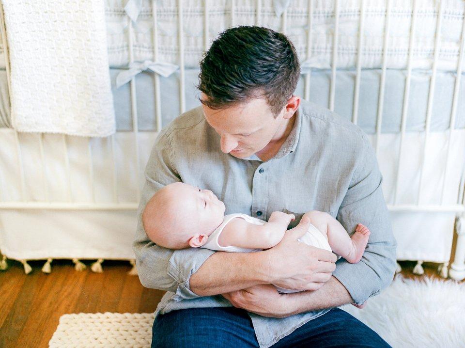 Tulsa Newborn Photographer, Portra 400