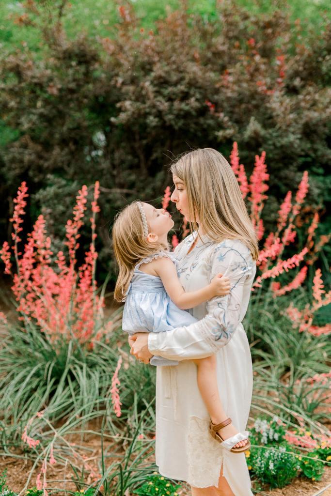 oklahoma family photographer, myriad botanical gardens, Lauren Grigg Photography, OKC