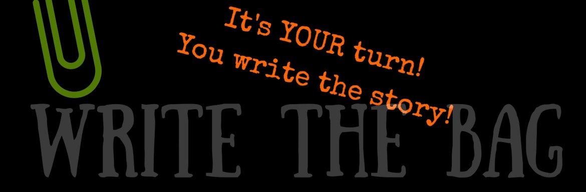 It's YOUR turn!You write the story! copy