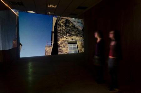 Linear Shift installation shot, Annex, The NewBridge Project