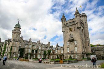 Balmoral Castle - Aberdeenshire, Scotland