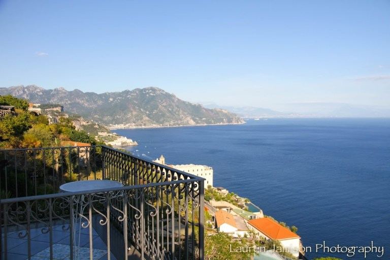 Arriving At The Amalfi Coast & Travel Mishaps Continued
