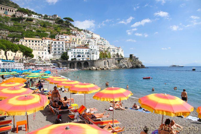 Exploring The Amalfi Coast: Finally Amalfi