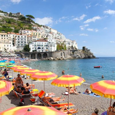 Exploring The Amalfi Coast: Finally Amalfi