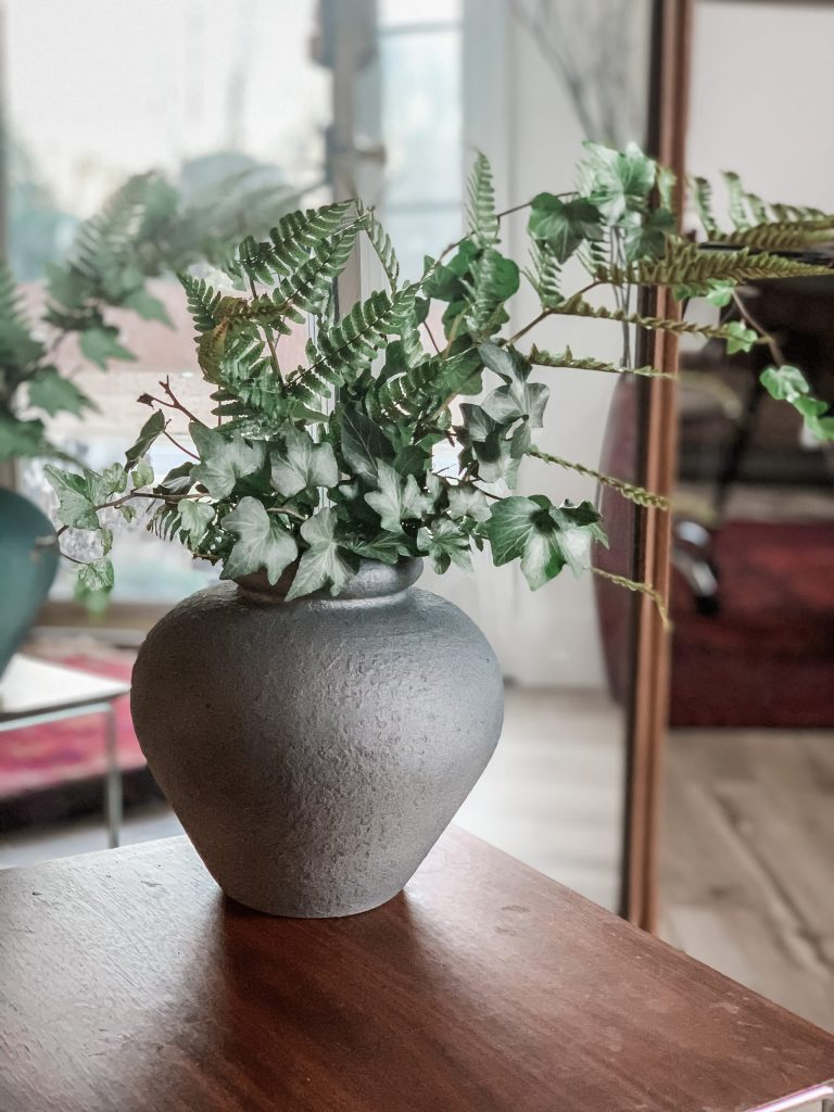 Hello Again + DIY Spray Painted Vases Part I