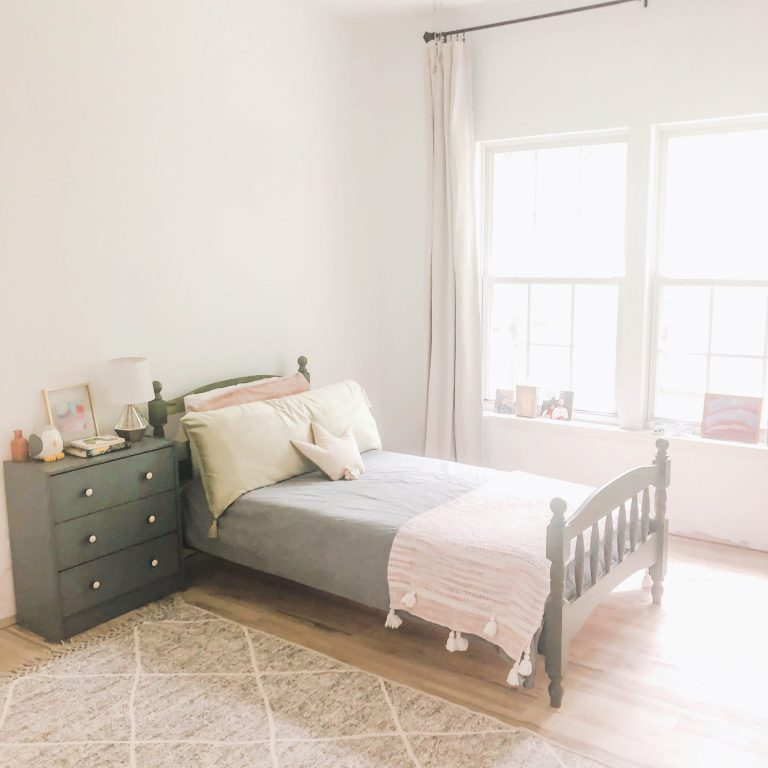 Spring One Room Challenge: The Before