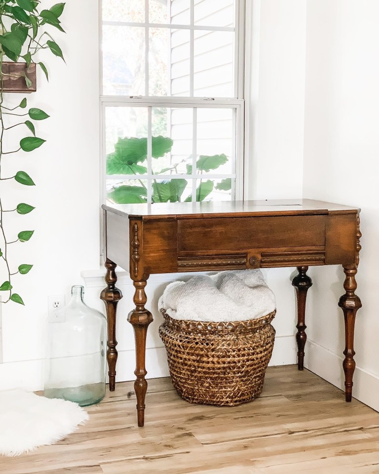 Refreshing Antique Furniture Without Sanding or Stripping