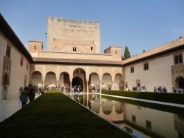 Nasrid Palaces.