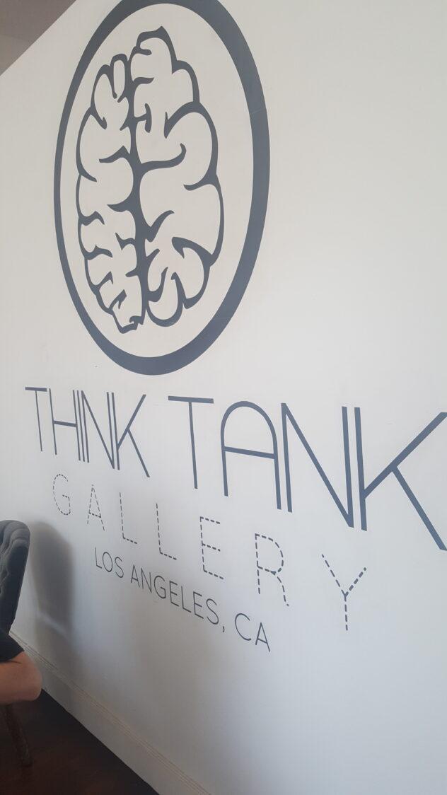 Think Tank Gallery presents BREAK BREAD