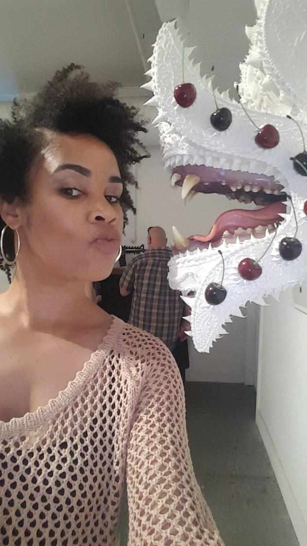 Lauren Koontz at Think Tank Gallery