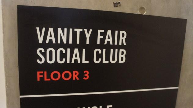 VFSC Vanity Fair Social Club