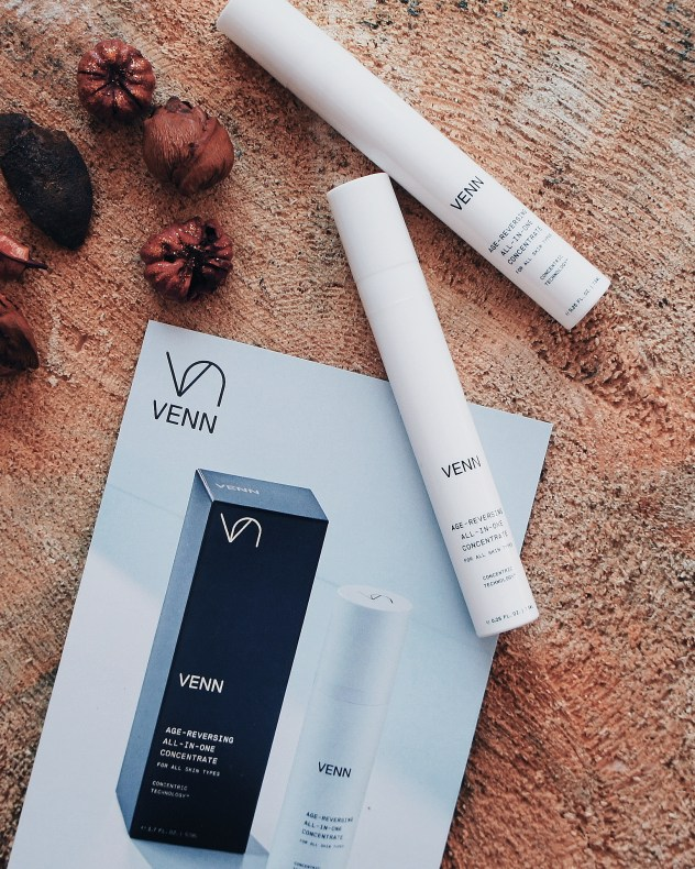 venn skincare age-reversing all-in-one concentrates
