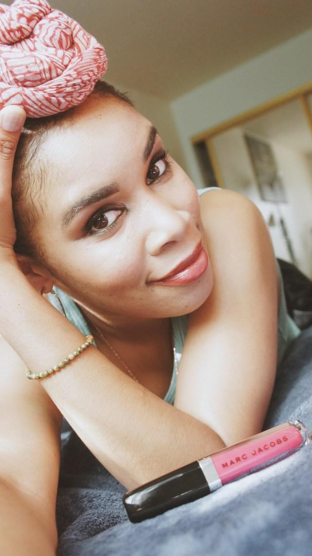 Marc Jacobs Enamored Lip Gloss Stick Influencer Lauren Koontz